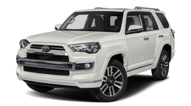 Toyota 4Runner Limited 4x4 2021 Price in Iran