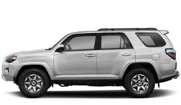 Toyota 4Runner SR5 2020 Price in France