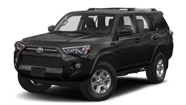 Toyota 4Runner SR5 Premium 2021 Price in Russia