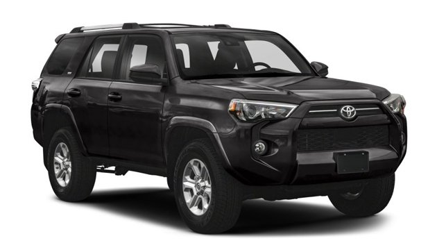 Toyota 4Runner SR5 Premium 4WD 2021 Price in India