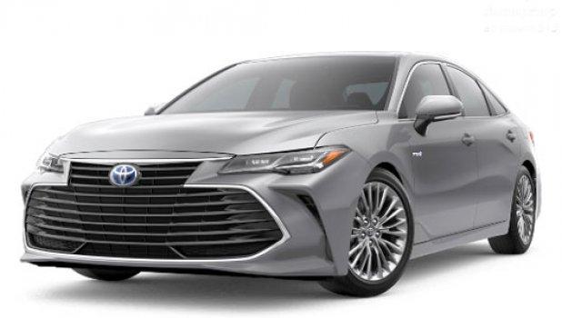 Toyota Avalon Hybrid XSE 2020 Price in Nigeria