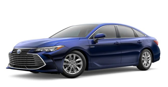 Toyota Avalon Hybrid XSE 2021 Price in South Korea