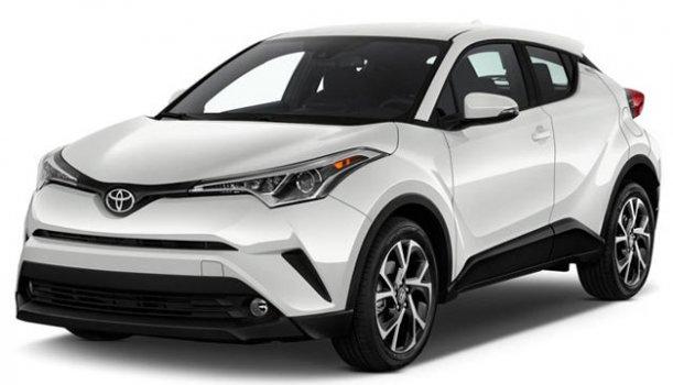 Toyota C-HR 2019 Price in Hong Kong