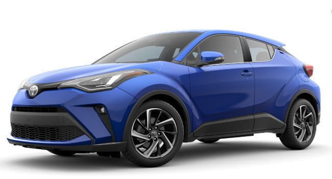 Toyota C-HR Limited 2021 Price in South Korea