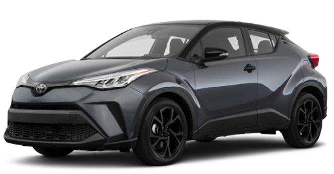 Toyota C-HR Nightshade 2021 Price in Turkey