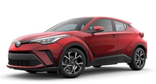 Toyota C-HR XLE FWD 2020 Price in Egypt