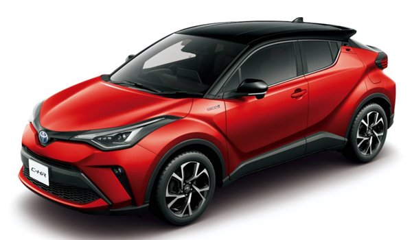 Toyota C-HR XLE 2021 Price in Nigeria