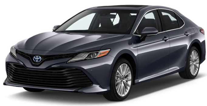 Toyota Camry Hybrid LE 2019 Price in China