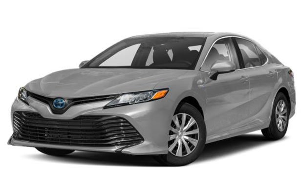 Toyota Camry Hybrid LE 2020 Price in Singapore