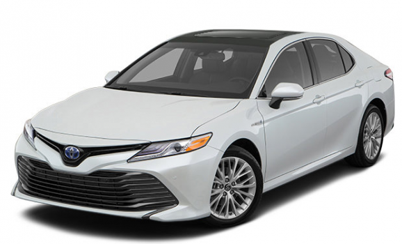 Toyota Camry Hybrid XLE 2019 Price in Egypt
