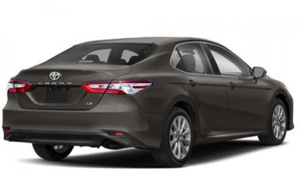 Toyota Camry L Auto 2020 Price in Norway