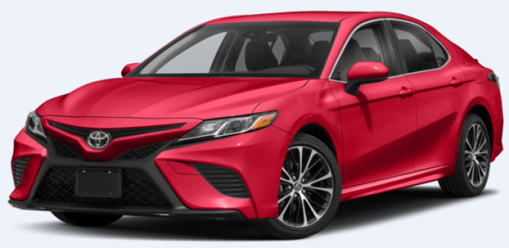 Toyota Camry SE 2019 Price in Indonesia