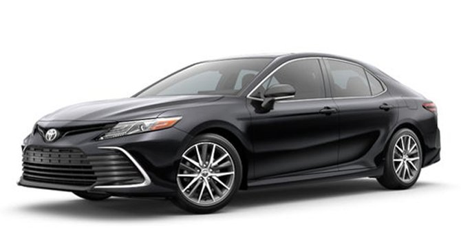 Toyota Camry XLE 2021 Price in Singapore