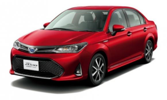Toyota Corolla Axio G 2018 Price in Nigeria