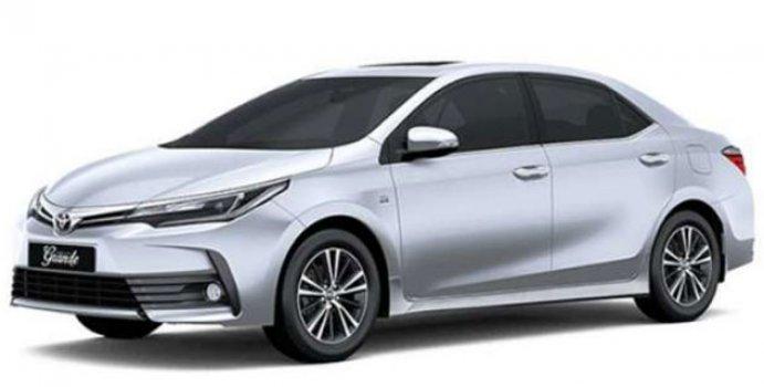 Toyota Corolla GLi 1.3 VVTi 2019 Price in Indonesia