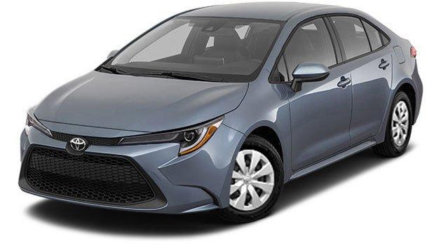Toyota Corolla L CVT 2020  Price in Singapore