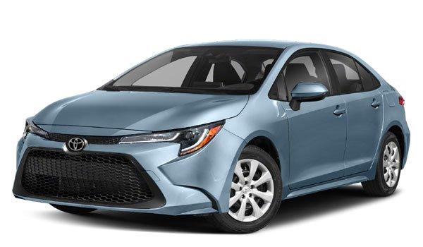 Toyota Corolla LE 2021 Price in India