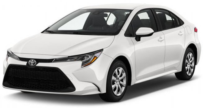 Toyota Corolla LE CVT 2020 Price in Romania