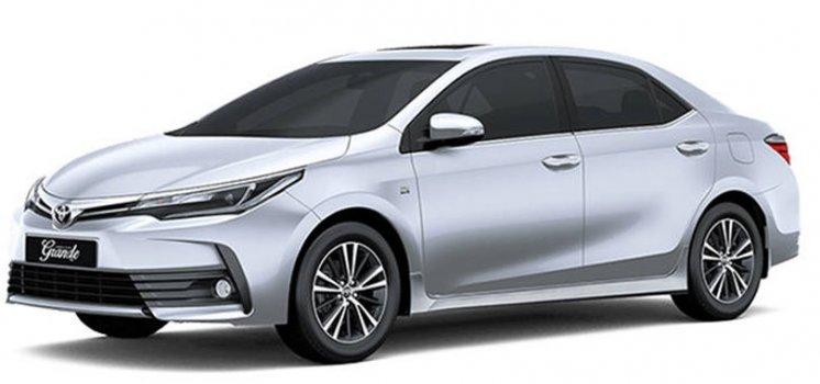 Toyota Corolla XLi VVTi 2019 Price in Indonesia