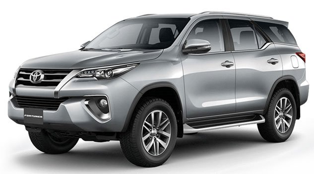 Toyota Fortuner 2.7 2WD AT 2019 Price in Indonesia