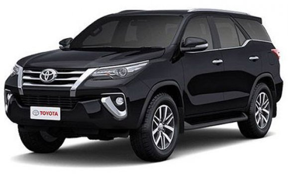 Toyota Fortuner 2.8 2WD AT 2019 Price in South Korea