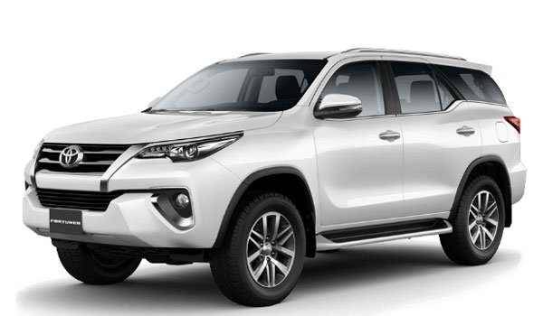 Toyota Fortuner 4x2 AT 2020 Price in South Korea