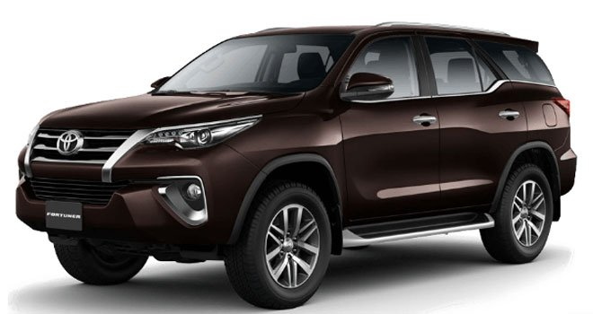 Toyota Fortuner 4x2 MT Diesel 2020 Price in Russia