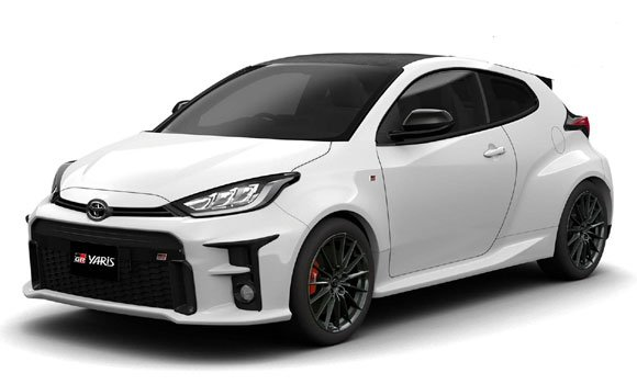 Toyota GR Yaris 2021 Price in Japan