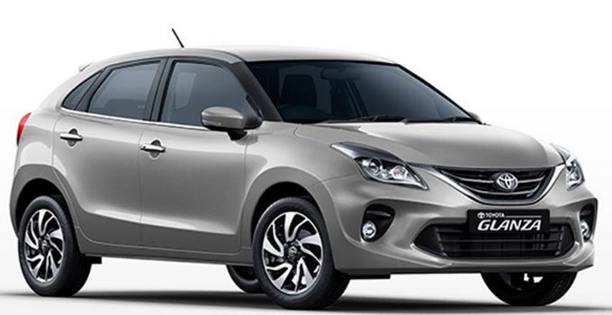 Toyota Glanza G CVT 2019 Price in Germany