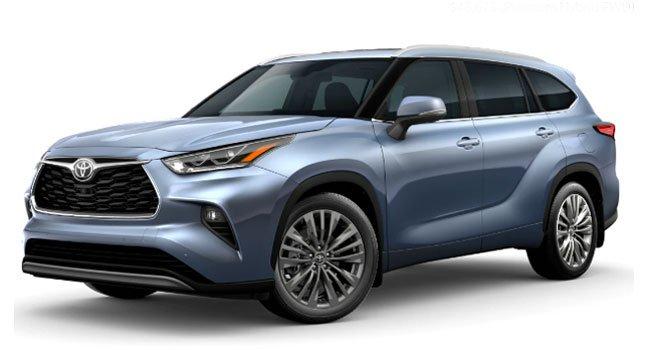 Toyota Highlander 2020 Price In Qatar Features And Specs Ccarprice Qat
