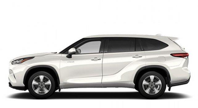 Toyota Highlander Hybrid LE 2020 Price in Dubai UAE