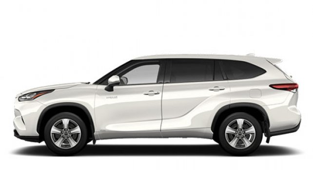 Toyota Highlander Hybrid LE AWD 2020 Price in Bangladesh
