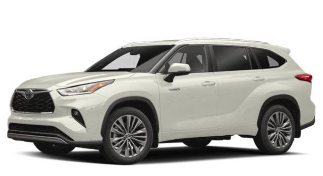 Toyota Highlander Hybrid Limited 2020 Price in Dubai UAE