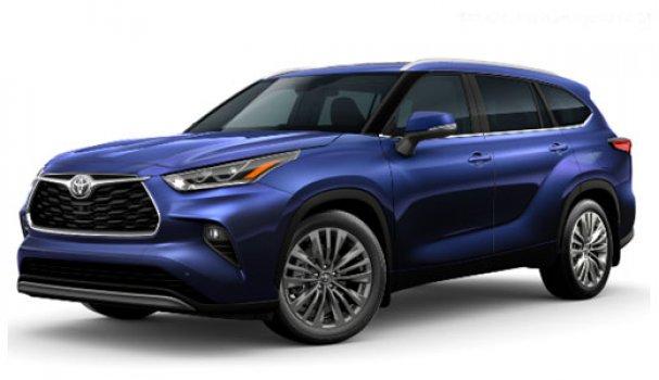 Toyota Highlander Limited 2020 Price In Qatar Features And Specs Ccarprice Qat