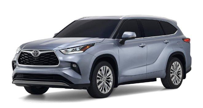 Toyota Highlander XSE 2021 Price in Singapore