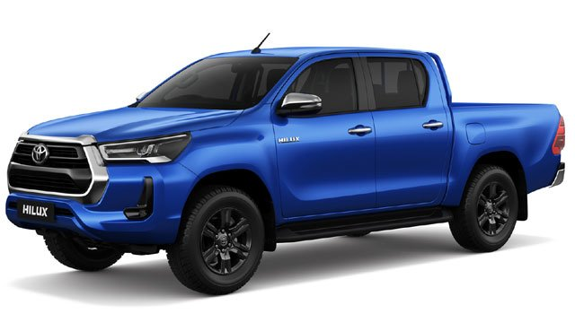 Toyota Hilux 2021 Price in Singapore