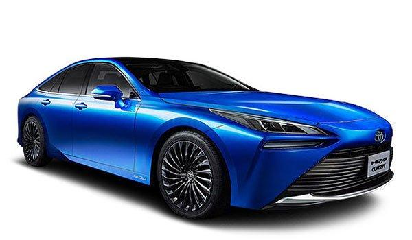 Toyota Mirai XLE 2021 Price in China