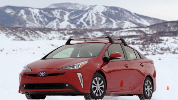 Toyota Prius AWD-e 2019 Price in South Korea