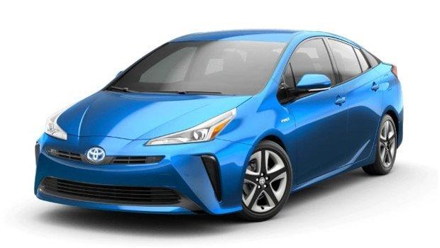 Toyota Prius LE 2021 Price in China
