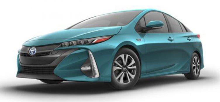 Toyota Prius Prime Limited 2020 Price in India