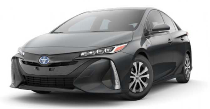 Toyota Prius Prime XLE 2020 Price in Netherlands