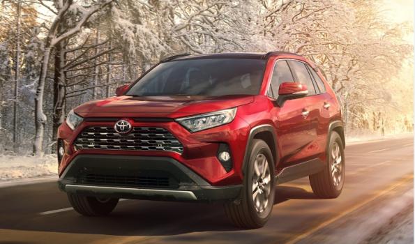 Toyota RAV4 2.5 LTD 2019 Price in Vietnam