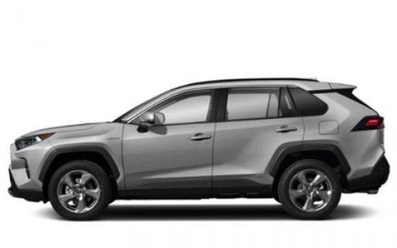 Toyota RAV4 Hybrid LE 2020 Price in Dubai UAE