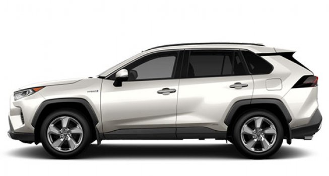 Toyota RAV4 Hybrid Limited 2020 Price in Dubai UAE