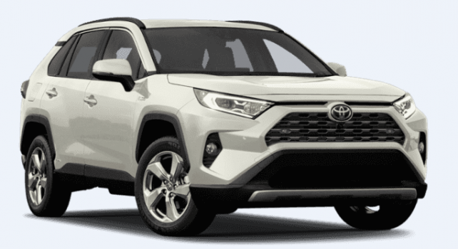 Toyota RAV4 Hybrid Limited AWD 2019 Price in Canada