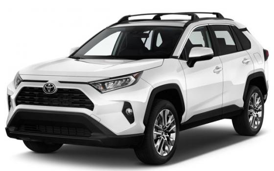 Toyota RAV4 LE AWD 2019 Price in Indonesia