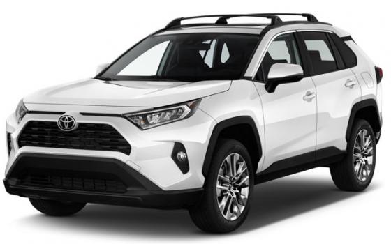 Toyota RAV4 Limited AWD 2019 Price in Japan