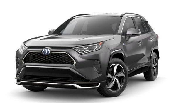 Toyota RAV4 Prime Plug-In SE 2021 Price in Spain