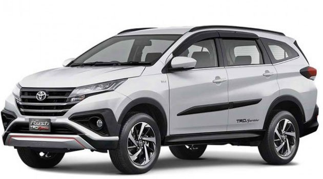 Toyota Rush G MT 2020 Price in Singapore