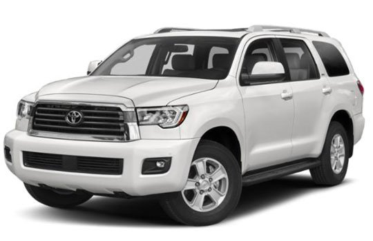 Toyota Sequoia Limited 2020 Price in Macedonia